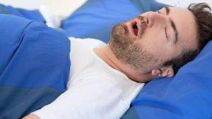 توقف تنفس هنگام خواب