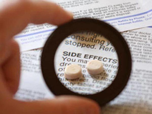 عوارض داروهای فشار خون